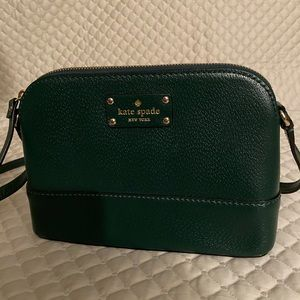 Kate Spade Emerald Green Crossbody - AUTHENTIC